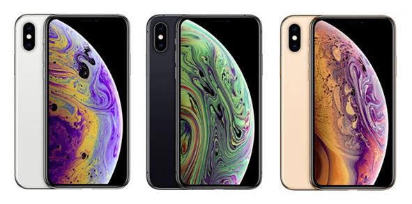 iPhoneXS(MAX)色の種類